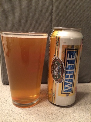 Blue Point Brewing White Ale