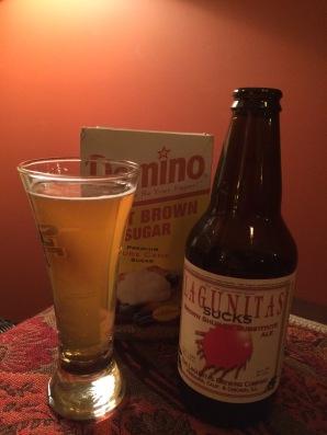 Lagunitas Brewing Brown Shugga'