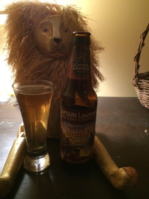 Captain Lawrence Brewing Liquid Gold