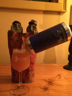 Treehouse Brewing Alter Ego