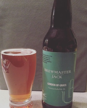 Brewmaster Jack Garden of Grass