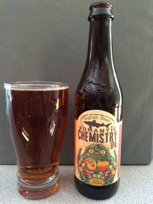 Dogfish Head Brewery Romantic Chemistry