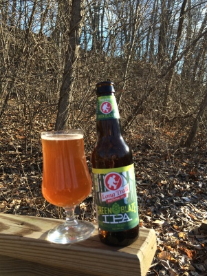 Long Trail Brewing Green Blaze IPA