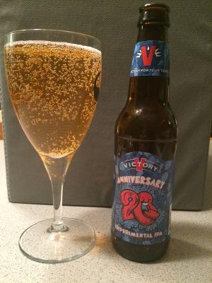 Victory Brewing Company 20th Anniversary IPA
