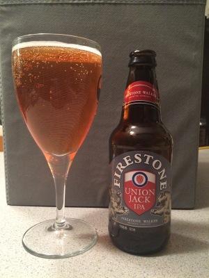 Firestone Walker Brewing Union Jack IPA