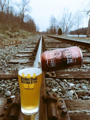 Berkshire Brewing Company Steel Rail