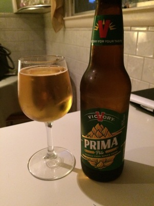 Victory Brewing Prima Pils