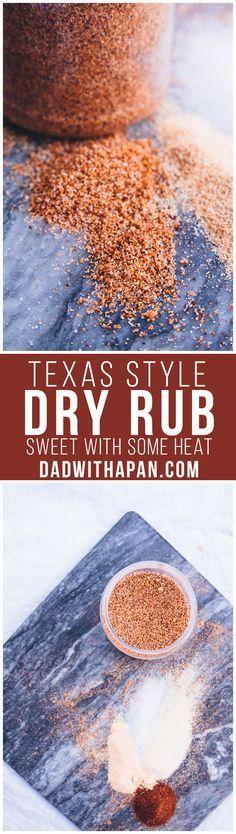 Texas Style Dry Rub