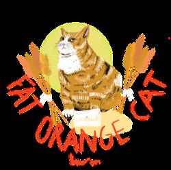 fat orange cat brewing