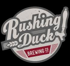 rushing duck