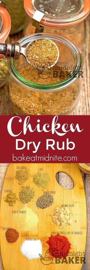 Chicken Dry Rub