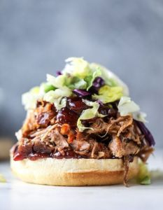 Pulled Pork Cherry BBQ
